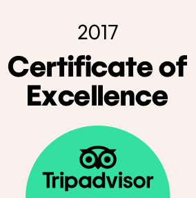 Certificate of Excellence 2017 - 2017